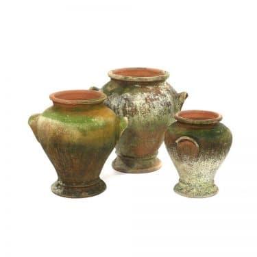 Aged Aurora Urn/Planter