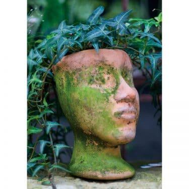 Aged Eleanor Planter