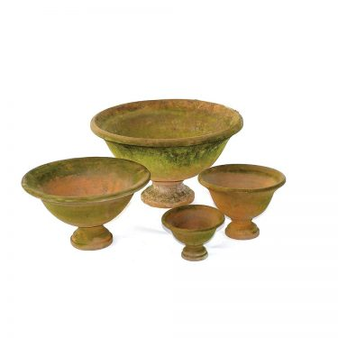Large Aged Venetian Fruit Bowl
