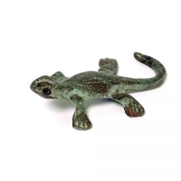 Bronze Small Lizard