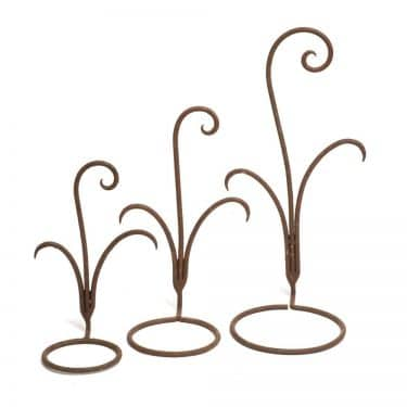 Forged Iron Wall Pot Hanger