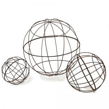 Iron Wire Sphere