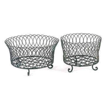 Italian Wire Basket