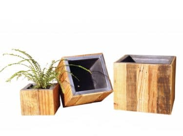Pine Planters