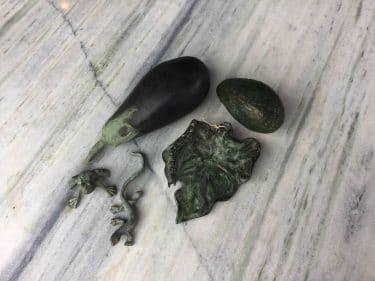 Hand Cast Bronze