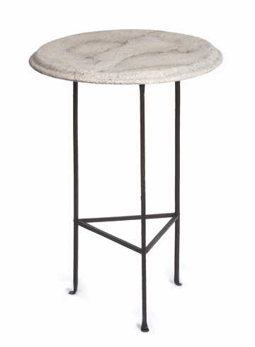 "Round Marmolina Table Top 19"""
