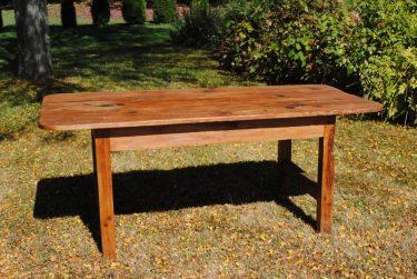 LARGE PINE KITCHEN TABLE/DESK