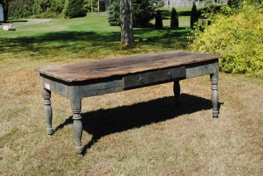 VERY OLD WORK TABLE