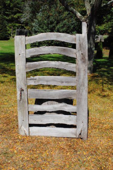 MESQUITE GATE